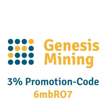 Genesis Mining Promo-Code