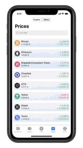 Bitpanda App Preise