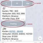 Hardcore Trading Signale Telegram