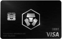 Obsidian Black Kreditkarte