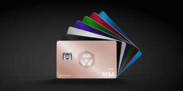 MCO Visa Kreditkarten von Crypto.com