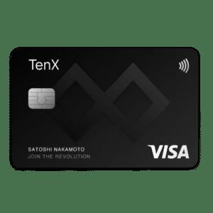 TenX Kreditkarte