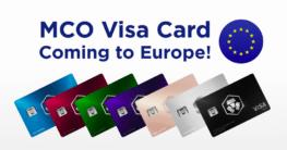 MCO Visa Karte von Crypto.com kommt endlich nach Europa
