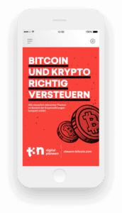 Bitcoin Krypto Steuern