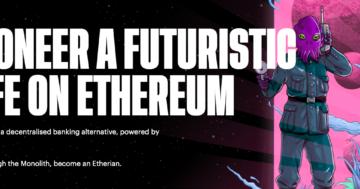 Monolith: Eine Ethereum-Wallet mit kostenloser Visa-Karte
