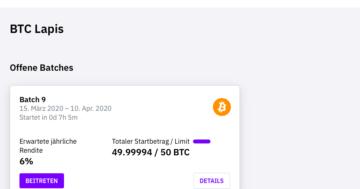 Pool by Cake: Bitcoin mit 6% Zins verdienen jetzt möglich!