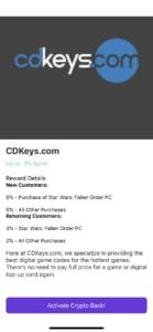 StormPlay: Kryptowährung verdienen mit Umfragen und AppsStormPlay: Kryptowährung verdienen mit Umfragen und Apps