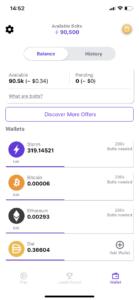 StormPlay: Kryptowährung verdienen mit Umfragen und Apps