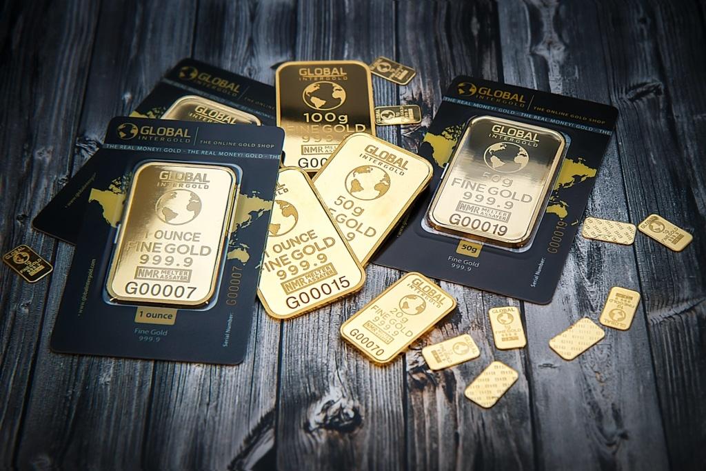 Gold mit Bitcoin kaufen