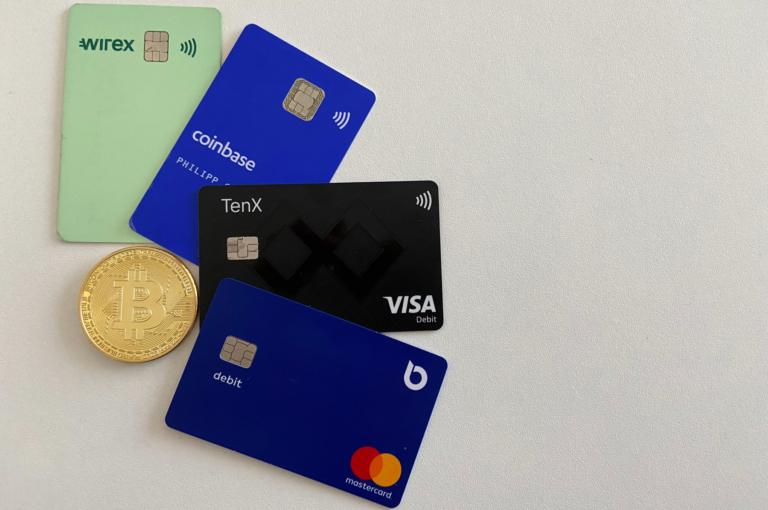Krypto Kreditkarten Vergleich