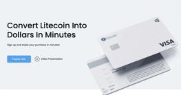Erste Debitkarte mit Litecoin von Blockcard gestartet