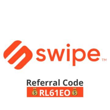 Swipe Krypto Kreditkarte Referral Code