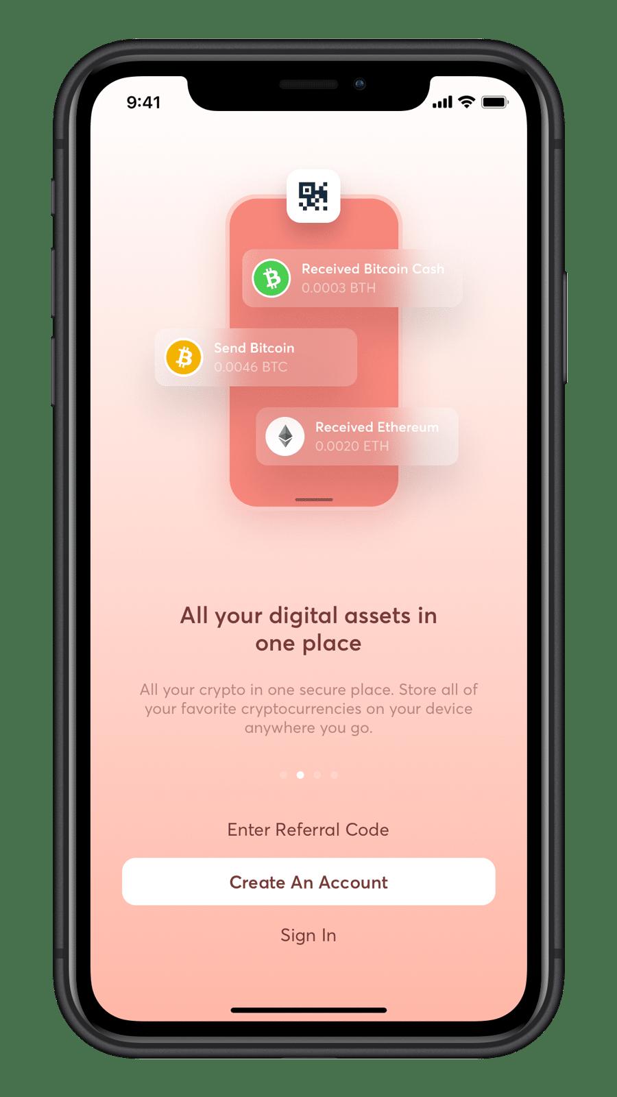 Swipe Wallet App